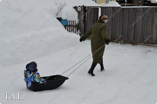 Как внук гостил у нас летом, уже рассказывала http://stranamasterov.ru/node/1049811?t=292 . После того как у Виталика в конце января родилась младшая сестричка Лизонька, они с ней и мамой Венерой на долго приехали к нам в гости. фото 31