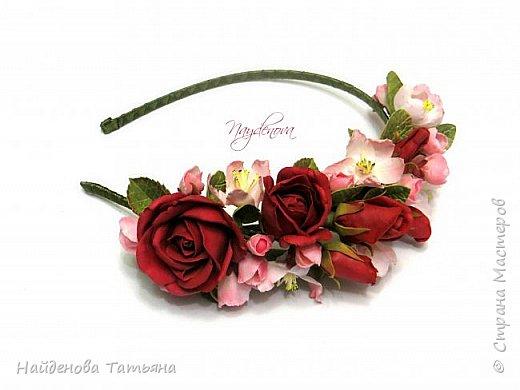 Ободок весенний )))))))) фото 1