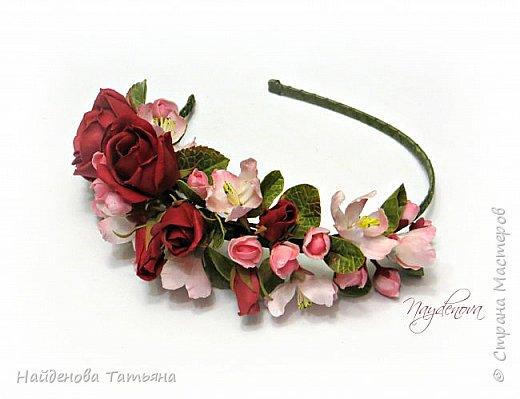 Ободок весенний )))))))) фото 2