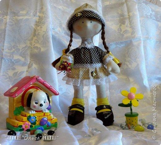 Кукла-большеножка для Витульки... фото 1