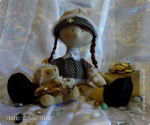 Кукла-большеножка для Витульки... фото 2