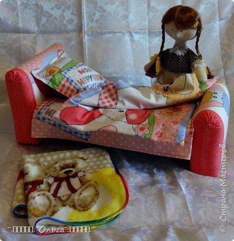 Кукла-большеножка для Витульки... фото 4