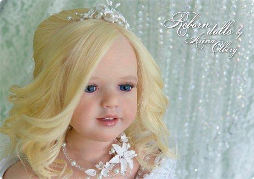 Здравствуйте, дорогие девочки-мастерицы, и просто гости сайта! Хочу показать вам мою самую долгую по времени из всех моих  работ над куколками. Это нарядная девочка-весна в образе невесты- ЛЮБАВА. Не только сама куколка, но и свадебное платье, аксессуары- всё ручная работа талантливых мастериц,по индивидуальным меркам. Рост 105см. Эта девочка украсит любую коллекцию. фото 20