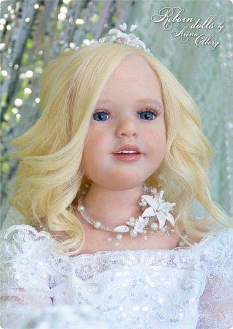 Здравствуйте, дорогие девочки-мастерицы, и просто гости сайта! Хочу показать вам мою самую долгую по времени из всех моих  работ над куколками. Это нарядная девочка-весна в образе невесты- ЛЮБАВА. Не только сама куколка, но и свадебное платье, аксессуары- всё ручная работа талантливых мастериц,по индивидуальным меркам. Рост 105см. Эта девочка украсит любую коллекцию. фото 5