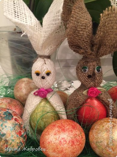 Пасхальные зайцы фото 2
