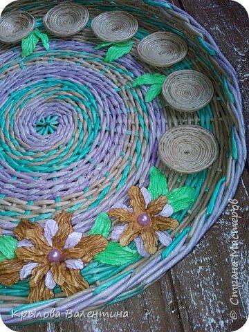 Подготовка к пасхе началась с этой подставки! остатки цветных трубочек и гнездышко из фикс прайса! фото 4