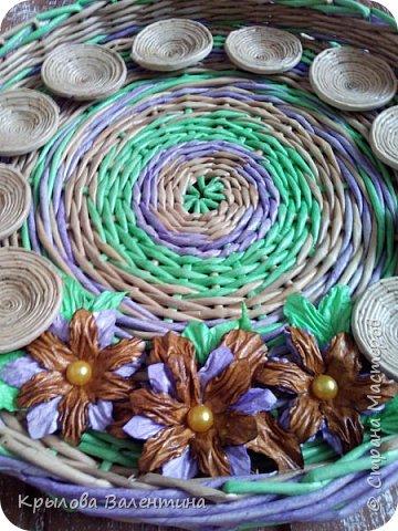 Подготовка к пасхе началась с этой подставки! остатки цветных трубочек и гнездышко из фикс прайса! фото 6