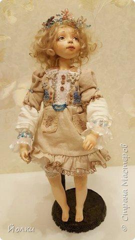 Куклы - моя работа. Мои труд и отдых. Моя любовь, моя радость, мои мечты, фантазии. Куклы - моя жизнь. Без них себя уже и не представляю... Для кого-то они - не более чем просто игрушка. Для кого-то становятся символическим воплощением Ангела-хранителя, домашнего оберега.... Здравствуйте, Жители Страны мастеров! Это Стеша, Стефания. Живет уже в городе на Неве. Ее там любят. И мне от этого ой как хорошо! фото 7