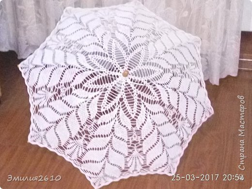 """Зонтик """"Ажур"""" фото 2"""