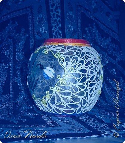 Работу выполняла на конкурс Тани Сорокиной    http://stranamasterov.ru/node/1089996      и     http://stranamasterov.ru/node/1091433        http://stranamasterov.ru/node/1093141     . Весенняя баночка. фото 13