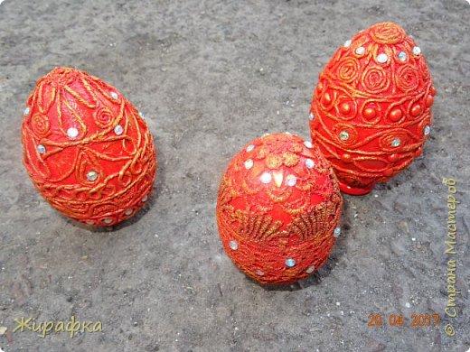Пасхальные яйца. фото 5