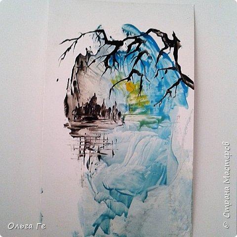 Водопад фото 1
