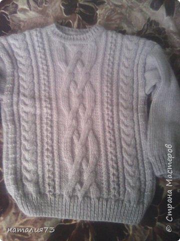 свитер фото 5