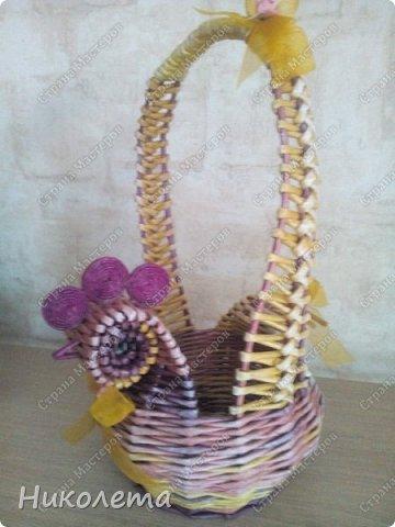 курятник пополняется (плетение) фото 3