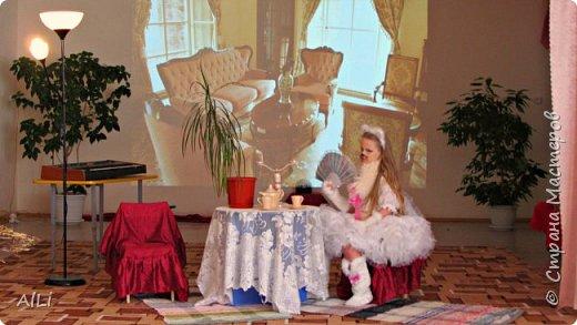 """Театральная весна в детском саду, спектакль по мотивам Сказки С.М. Маршака """"Кошкин дом""""  -тётя Кошка фото 1"""