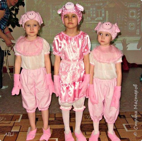 """Театральная весна в детском саду, спектакль по мотивам Сказки С.М. Маршака """"Кошкин дом""""  -тётя Кошка фото 7"""