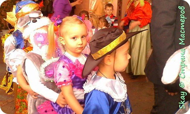 Захотела моя 4-х летняя любимая племянница Настенька быть на Новый год феечкой Винкс. Ну может и не совсем похоже, но вот, что у меня получилось! фото 3