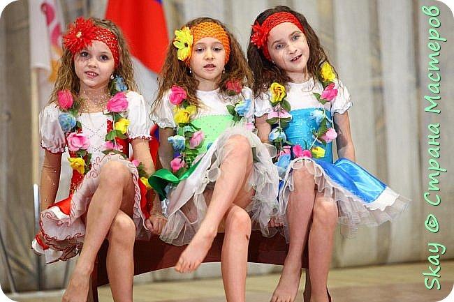 """Постановка """"Три подружки"""" . Восточные танцы. фото 2"""