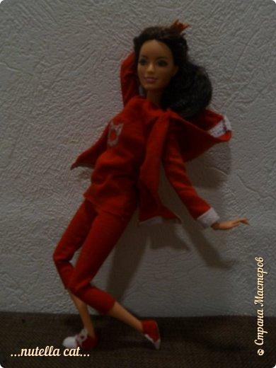 привет,Страна! пошился новый костюмчик для Амельки.хочу представить его в этом блоге))) поехали! сразу извиняюсь за темноту фото(( фотою там где ярко,а в итоге... фото 1