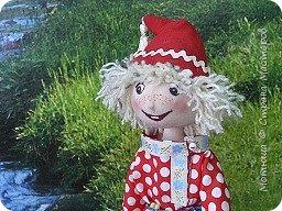 Рада всех видеть)))  Решила в срочном порядке разместить свою последнюю работу, так как эта куколка уже не со мной... фото 1