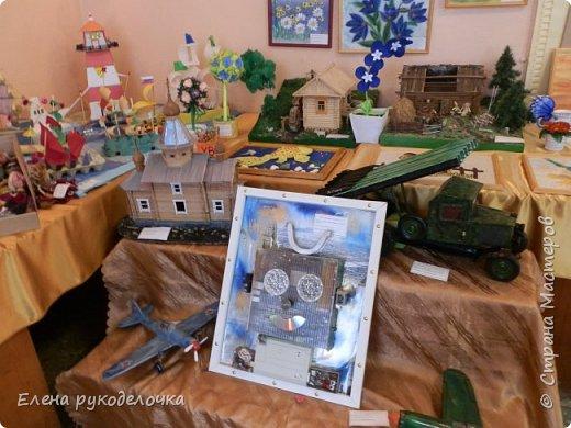 """2017 год в России объявлен годом экологии. В нашем городе решили провести выставку """"Мусор в эстетику"""". Это наши работы предоставленные для выставки. фото 9"""