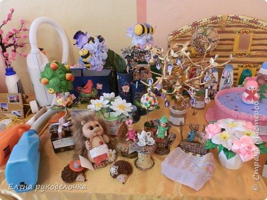 """2017 год в России объявлен годом экологии. В нашем городе решили провести выставку """"Мусор в эстетику"""". Это наши работы предоставленные для выставки. фото 10"""