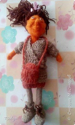 Это Егорка. Мой самый первый кукольный человек. фото 9