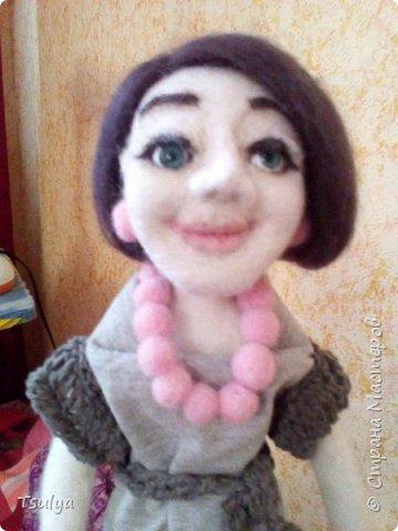 Это Егорка. Мой самый первый кукольный человек. фото 11
