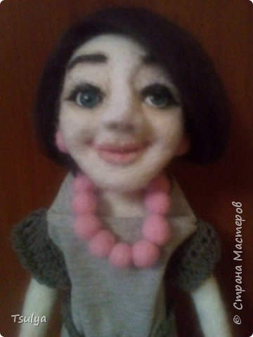 Это Егорка. Мой самый первый кукольный человек. фото 13