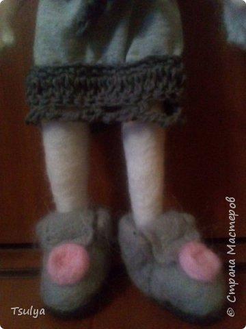 Это Егорка. Мой самый первый кукольный человек. фото 12