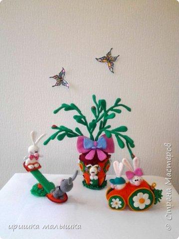 Морковная история. фото 1