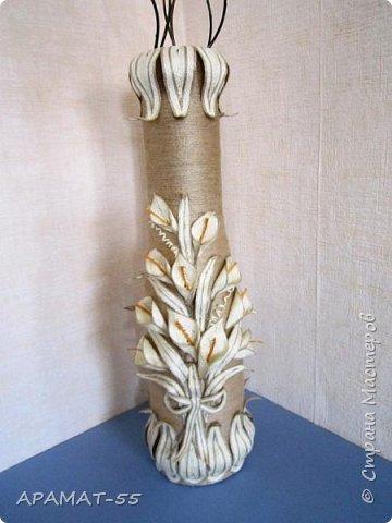 Здравствуйте!!! Сегодня у меня напольные вазы. фото 5