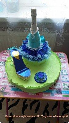 Мужской тортик, делала первый раз.немного кривовастенько. фото 10
