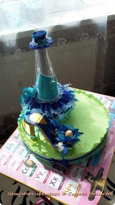 Мужской тортик, делала первый раз.немного кривовастенько. фото 9