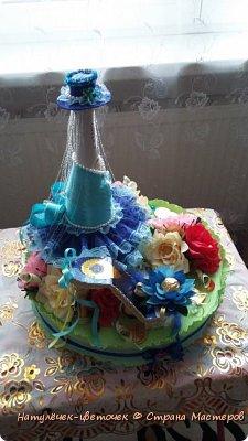 Мужской тортик, делала первый раз.немного кривовастенько. фото 8