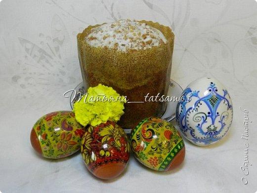 Скоро Пасха, поэтому хочу предложить вашему вниманию небольшую подставку для яиц.  Небольшую – чтобы можно было не только использовать на Пасху, но и потом хранить в ней сувенирные яички, деревянные или фарфоровые. фото 36