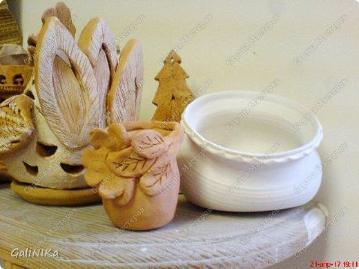 Интересный природный материал - глина! Такую красоту можно из глины делать!   фото 1