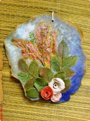 Интересный природный материал - глина! Такую красоту можно из глины делать!   фото 12