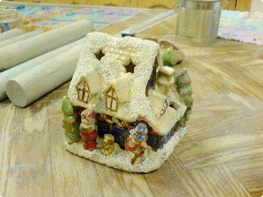 Интересный природный материал - глина! Такую красоту можно из глины делать!   фото 15