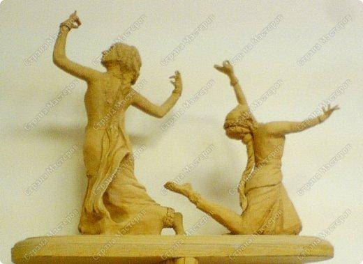 Интересный природный материал - глина! Такую красоту можно из глины делать!   фото 7