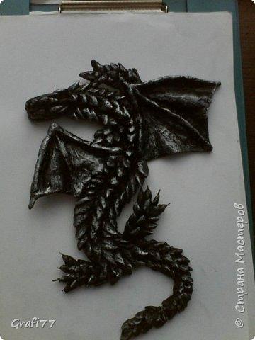 Черный дракон в подарок фото 2