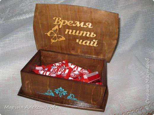 Представляю шкатулочки для сладостей, очень люблю их создавать.. фото 7