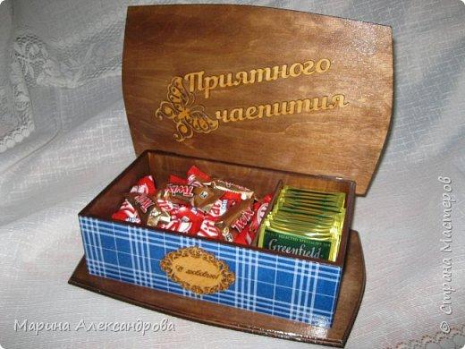 Представляю шкатулочки для сладостей, очень люблю их создавать.. фото 4