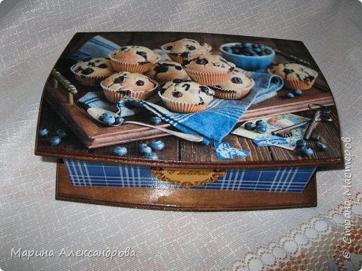 Представляю шкатулочки для сладостей, очень люблю их создавать..