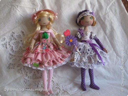 """Здравствуй, моя Страна!!! В преддверии """" Бажовского Фестиваля """" я пошила немного кукол в народной теме. Так родились на свет льняные куклы """"Садко  и Настасья"""". Рост кукол 35см., вся одежда снимается, выкройка моя. фото 9"""