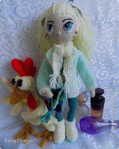 Всем привет! Хочу показать своих кукол фото 4