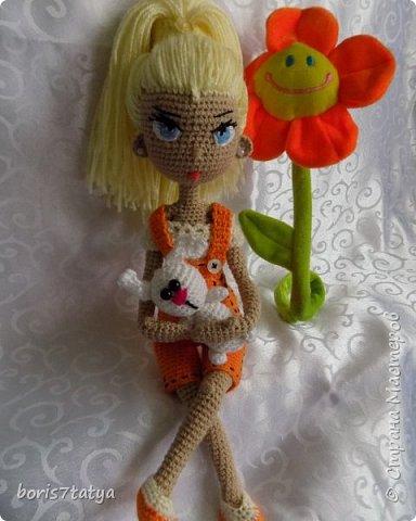 Всем привет! Хочу показать своих кукол фото 6