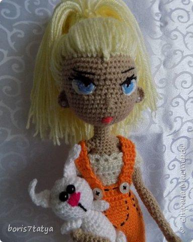 Всем привет! Хочу показать своих кукол фото 7