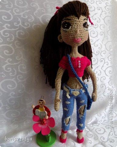 Всем привет! Хочу показать своих кукол фото 11