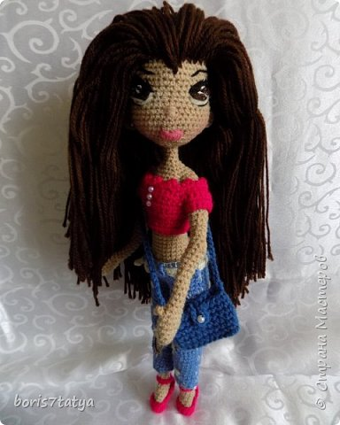 Всем привет! Хочу показать своих кукол фото 10